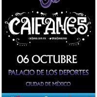 Caifanes agota localidades para el Auditorio Nacional y anuncia nuevo concierto en el Palacio de los Deportes