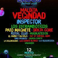 Ekoos Festival 2018: 2 de Mayo en el Campo Unión Patriotas de Cuernavaca, Morelos