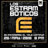 Los Estrambóticos: El Viaje Continúa en El Plaza Condesa