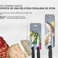 Victorinox te enseña a preparar una deliciosa ensalada de atún