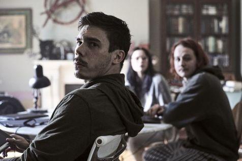 SundanceTV_RomperStomper_ Tysan Towney (Danny) with Lily Sullivan (Petra) and Louis Corbett (Tomas)