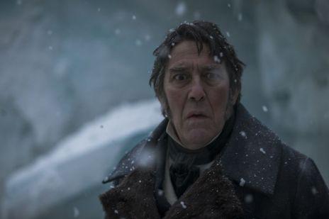Ciarán Hinds as John Franklin; single- The Terror _ Season 1, Episode 3 - Photo Credit: Aidan Monaghan/AMC