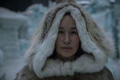 Nive Nielsen as Lady Silence; single- The Terror _ Season 1, Episode 3 - Photo Credit: Aidan Monaghan/AMC