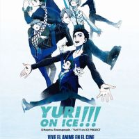 Yuri!!! on ICE en Cinépolis, 17 y 24 de Marzo
