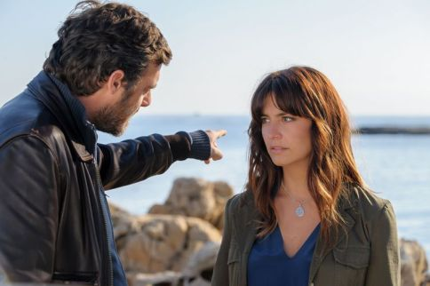 Lannick GAUTRY (Yann LEGOFF) et Laetitia Millot (Olivia)