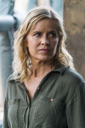Kim Dickens as Madison Clark - Fear the Walking Dead _ Season 4, Episode 2 - Photo Credit: Richard Foreman, Jr/AMC