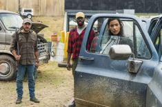 Sebastian Sozzi as ColeColman Domingo as Victor Strand, Danay Garcia as Luciana - Fear the Walking Dead _ Season 4, Episode 2 - Photo Credit: Richard Foreman, Jr/AMC