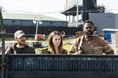 Sebastian Sozzi as Cole, Alycia Debnam-Carey as Alicia Clark, Colman Domingo as Victor Strand - Fear the Walking Dead _ Season 4, Episode 2 - Photo Credit: Richard Foreman, Jr/AMC