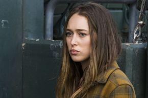 Alycia Debnam-Carey as Alicia Clark - Fear the Walking Dead _ Season 4, Episode 2 - Photo Credit: Richard Foreman, Jr/AMC
