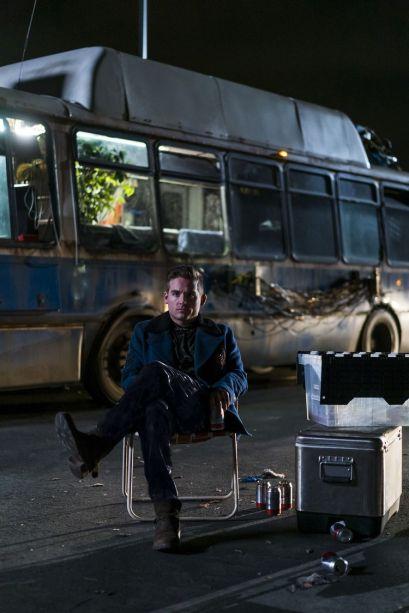 Kevin Zegers as Mel - Fear the Walking Dead _ Season 4, Episode 2 - Photo Credit: Richard Foreman, Jr/AMC