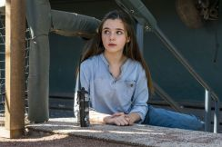 Alexa Nisenson as Charlie - Fear the Walking Dead _ Season 4, Episode 2 - Photo Credit: Richard Foreman, Jr/AMC