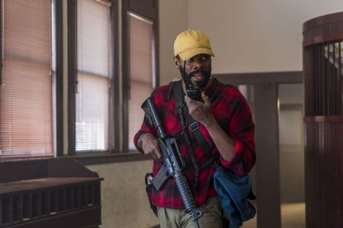 Colman Domingo as Victor Strand - Fear the Walking Dead _ Season 4, Episode 2 - Photo Credit: Richard Foreman, Jr/AMC