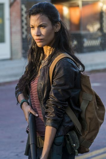 Danay Garcia as Luciana - Fear the Walking Dead _ Season 4, Episode 2 - Photo Credit: Richard Foreman, Jr/AMC