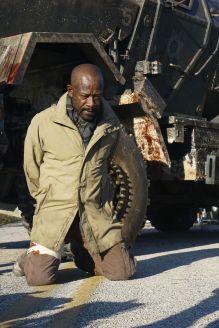 Lennie James as Morgan Jones - Fear the Walking Dead _ Season 4, Episode 2 - Photo Credit: Richard Foreman, Jr/AMC
