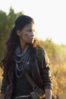 Danay Garcia as Luciana - Fear the Walking Dead _ Season 4, Episode 2 - Photo Credit: Richard Foreman, Jr/AMC