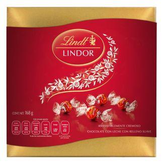 LINDOR caja168_LECHE