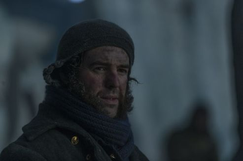 Paul Ready as Dr. Henry Goodsir; single- The Terror _ Season 1, Episode 6 - Photo Credit: Aidan Monaghan/AMC