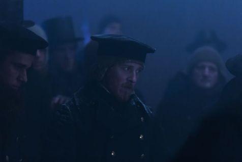 Adam Nagaitis as Cornelius Hickey; group- The Terror _ Season 1, Episode 4 - Photo Credit: Aidan Monaghan/AMC