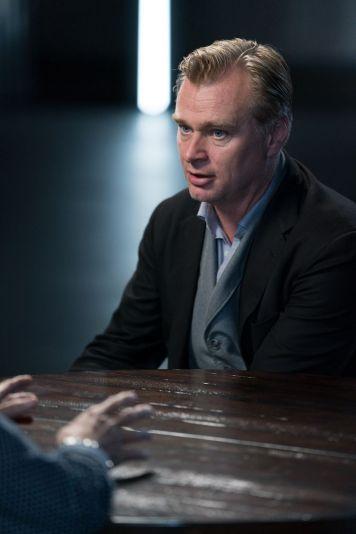 Christopher Nolan - Story of Science Fiction _ Season 1 - Photo Credit: Michael Moriatis/AMC