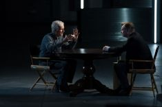 Christopher Nolan, James Cameron - Story of Science Fiction _ Season 1 - Photo Credit: Michael Moriatis/AMC
