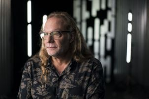 Greg Nicotero - Story of Science Fiction _ Season 1 - Photo Credit: Michael Parmelee/AMC