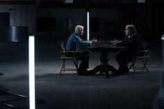 Guillermo del Toro, James Cameron; group - Story of Science Fiction _ Season 1 - Photo Credit: Michael Moriatis/AMC