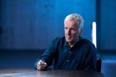 James Cameron - James Cameron's Story of Science Fiction _ Season 1 - Photo Credit: Michael Moriatis/AMC
