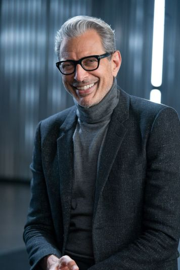 Jeff Goldblum - Story of Science Fiction _ Season 1 - Photo Credit: Michael Moriatis/AMC