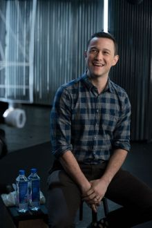 Joseph Gordon-Levitt - Story of Science Fiction _ Season 1 - Photo Credit: Michael Moriatis/AMC