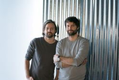 The Duffer Brothers - Story of Science Fiction _ Season 1, Episode 3 - Photo Credit: Michael Moriatis/AMC