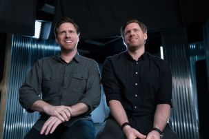 The Spierig Brothers - Story of Science Fiction _ Season 1 - Photo Credit: Michael Moriatis/AMC