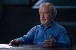 Ridley Scott - Story of Science Fiction _ Season 1 - Photo Credit: Michael Moriatis/AMC