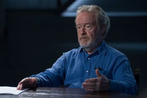 Ridley Scott - Story of Science Fiction _ Season 1 - Photo Credit: Michael Moriatis/AMC