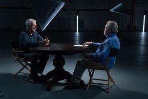 Ridley Scott, James Cameron - Story of Science Fiction _ Season 1 - Photo Credit: Michael Moriatis/AMC
