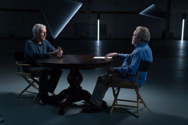 Ridley Scott, James Cameron - Story of Science Fiction _ Season 1 - Photo Credit: Michael Moriatis/AMC