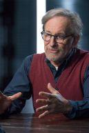 Steven Spielberg; single - Story of Science Fiction _ Season 1 - Photo Credit: Michael Moriatis/AMC