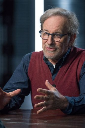 Steven Spielberg; single - Story of Science Fiction _ Season 1 - Photo Credit: Michael Moriatis/AMC
