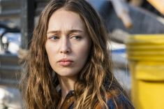 Alycia Debnam-Carey as Alicia Clark - Fear the Walking Dead _ Season 4, Episode 6 - Photo Credit: Richard Foreman, Jr/AMC