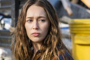 Alycia Debnam-Carey as Alicia Clark - Fear the Walking Dead _ Season 4, Episode 6 - Photo Credit: Richard Foreman, Jr/AMC