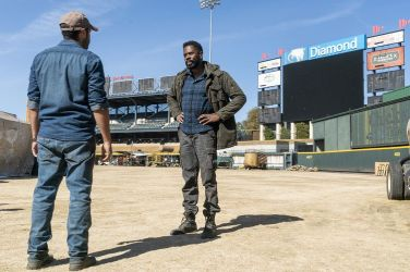 Sebastian Sozzi as Cole, Colman Domingo as Victor Strand - Fear the Walking Dead _ Season 4, Episode 6 - Photo Credit: Richard Foreman, Jr/AMC