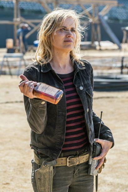 Kim Dickens as Madison Clark - Fear the Walking Dead _ Season 4, Episode 6 - Photo Credit: Richard Foreman, Jr/AMC
