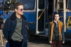 Kevin Zegers as Mel, Alexa Nisenson as Charlie- Fear the Walking Dead _ Season 4, Episode 6 - Photo Credit: Richard Foreman, Jr/AMC