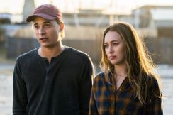 Alycia Debnam-Carey as Alicia Clark, Frank Dillane as Nick Clark - Fear the Walking Dead _ Season 4, Episode 6 - Photo Credit: Richard Foreman, Jr/AMC