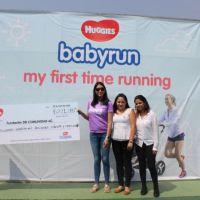 Huggies Baby Run: Impulsando el desarrollo y movimiento de los bebés