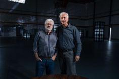 George Lucas, James Cameron - Story of Science Fiction _ Season 1, Episode 2 - Photo Credit: Michael Moriatis/AMC