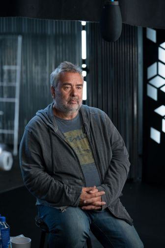 Luc Besson - Story of Science Fiction _ Season 1, Episode 2 - Photo Credit: Michael Moriatis/AMC