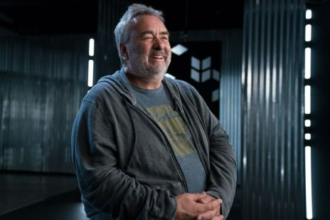 Luc Besson - Story of Science Fiction _ Season 1, Episode 2 - Photo Credit: Michael Moriatis/AMC