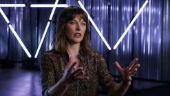 Milla Jovovich - Story of Science Fiction _ Season 1, Episode 2 - Photo Credit: Peter Iovino/AMC