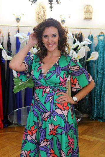 Look de Fiesta con Yamila Pica - Claudio Cosano 10