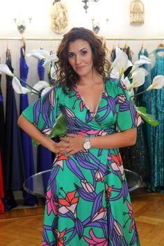 Look de Fiesta con Yamila Pica - Claudio Cosano 11